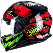 Capacete Shoei NXR Variable TC-4 para Esportivas