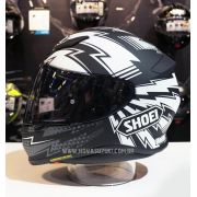 Capacete Shoei NXR Variable TC-5 para Esportivas
