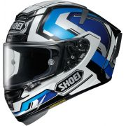 Capacete Shoei X-Spirit III BLINK TC-2 Azul