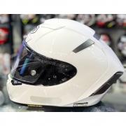 Capacete Shoei X-Spirit III Branco X-Fourteen