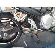 Escapamento Zarc GP Para Suzuki Bandit 650/1250 Injetada