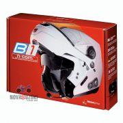 Intercomunicador Bluetooth N-com P/ Nolan N90 E N91 Unitário