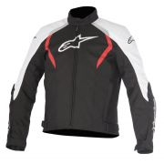 Jaqueta Alpinestars Alux WP (Black/White/Red)