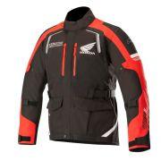 Jaqueta Alpinestars Andes V2 Drystar® Honda - Black/Red