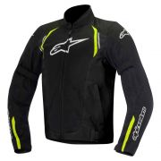 Jaqueta Alpinestars AST-AIR - Black/Yellow Fluo