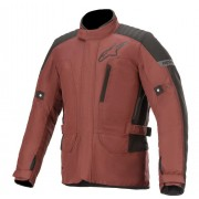 Jaqueta Alpinestars Gravity Drystar® Rich Marrom Avermelhado  (Parka Big Trail)