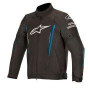 Jaqueta Alpinestars Gunner V2 WP - Black/Blue