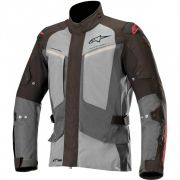 Jaqueta Alpinestars Mirage Drystar Black/Dark Gray/Light Gray