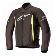 Jaqueta Alpinestars T-faster Air - Black/Yellow