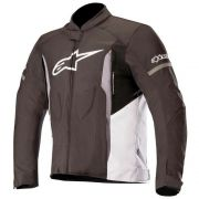Jaqueta Alpinestars T-Faster - Black/White/Dark Gray