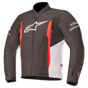 Jaqueta Alpinestars T-Faster - Black/White/Red
