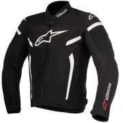 Jaqueta Alpinestars T-GP Plus R V2 Air - Black/White