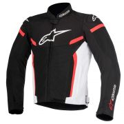 Jaqueta Alpinestars T-GP Plus R V2 Air - Black/White/Red