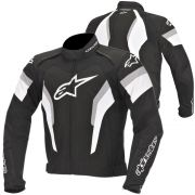 Jaqueta Alpinestars T-GP Pro Black/White