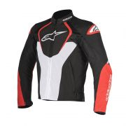 Jaqueta Alpinestars T-Jaws V2 Air (Black/White/Red) - LANÇAMENTO