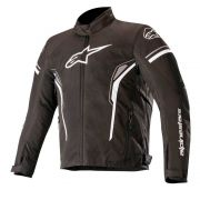 Jaqueta Alpinestars T-SP 1 Waterproof - Black/White
