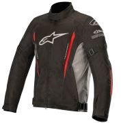Jaqueta Alpinestars T-SP 1 Waterproof - Black/White/Red