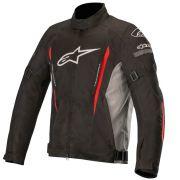 Jaqueta Alpinestars T-SP 1 Waterproof - Black/White/Red