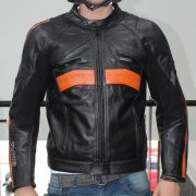 Jaqueta Tutto Moto Collection Couro