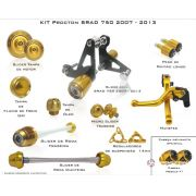 KIT Procton Suzuki SRAD750 14 -17