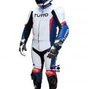 Macacão Tutto Moto BM 2 pçs (BMW)  ( SÓ O TAM 50 )