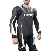 Macacão Tutto Moto Speed-R 1 Peça - Grade Completa