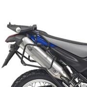 Suporte Lateral PL353 p/ baú Givi (E21 e E22/E41/E360/TREKKER) de Yamaha XT 660R