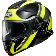 CAPACETE SHOEI NEOTEC 2 EXCURSION TC-3 Amarelo - Articulado