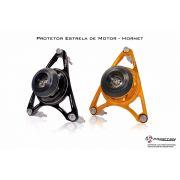 Protetor De Motor Estrela Procton P/ HORNET 08/14 / CBR600F