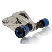 Slider Dianteiro Procton com Amortecimento p/ BMW S1000R 14/17 Naked (nylon rotativo)