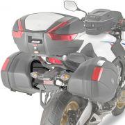 Suporte lateral Givi PLX1137 p/ Honda CBR650F 15-17 - (CONSULTE-NOS)