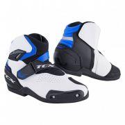 Tênis de Pilotagem/Bota TCX ROADSTER 2 AIR Preto/Branco/Azul