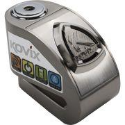 Trava de Disco Kovix Aço (com alarme)