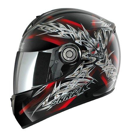 Capacete Shark RSI Thethys KRQ  - Nova Suzuki Motos e Acessórios