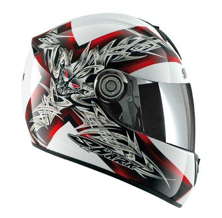 Capacete Shark RSI Thethys WRQ  - Nova Suzuki Motos e Acessórios