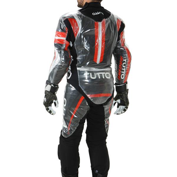 Capa de Chuva para Macacão Pró-Water Tutto Moto  - Nova Suzuki Motos e Acessórios