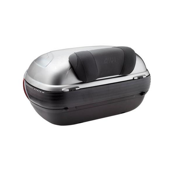 Apoio para baú E95S Givi (baús V46 e 52 litros) - encosto  - Nova Suzuki Motos e Acessórios