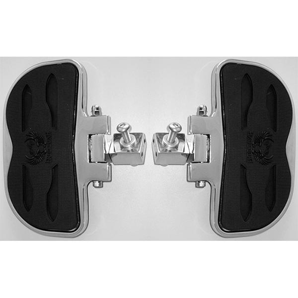 Plataforma Traseira ou Dianteira Custom FMV p/ Boulevard (escolha a moto)  - Nova Suzuki Motos e Acessórios