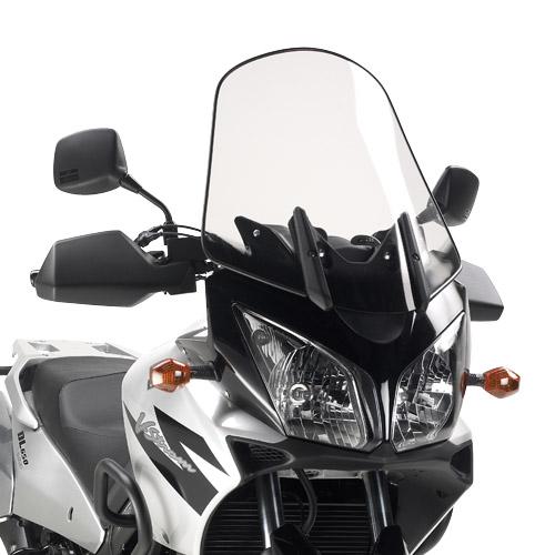 Parabrisa Givi D260ST transp. p/ DL1000 02-10  / DL650 12 - Pronta Entrega  - Nova Suzuki Motos e Acessórios