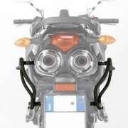 Suporte para baú lateral Givi V35lts - V-Strom 1000/650 02 à 11 (PLX532 / PLX528) - Pronta Entrega  - Nova Suzuki Motos e Acessórios