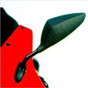 Retrovisor Puig M1 Carbon Look (várias motos)  - Nova Suzuki Motos e Acessórios