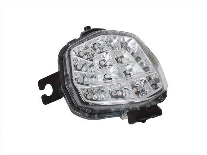 Lanterna c/ led e pisca integrado 650F / Bandit 650 11 / 1250 12 (62 84785) - Pronta entrega  - Nova Suzuki Motos e Acessórios