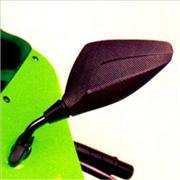 Retrovisor Puig M2 Carbon Look p/ várias motos  - Nova Suzuki Motos e Acessórios