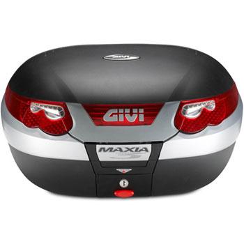 Baú Givi E55N Maxia 3 Traseiro - (+ Vendido) - Pronta Entrega  - Nova Suzuki Motos e Acessórios