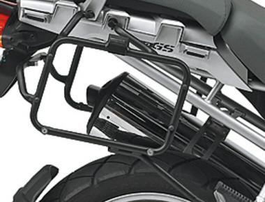 Suporte Lateral Givi PL684 (E21 e E22/E41/E360/TREKKER) BMW R1200GS 04-12 - Pronta Entrega  - Nova Suzuki Motos e Acessórios