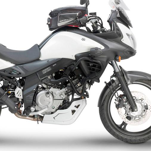 Protetor de Motor Givi TN3101 p/ DL650 V-Strom 2014  - Nova Suzuki Motos e Acessórios
