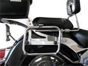 Suporte de baú lateral Givi E41 p/ Boulevard  - Nova Suzuki Motos e Acessórios