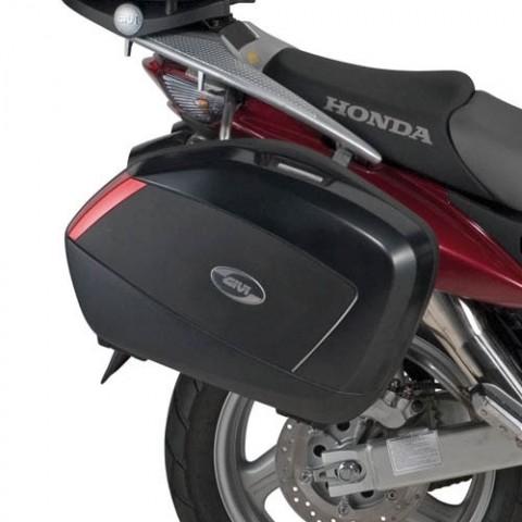 Suporte Lateral PLX177 para baú Givi V35 de VARADERO 07-12 - Pronta Entrega  - Nova Suzuki Motos e Acessórios
