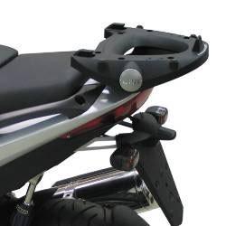 Base para baú Givi E531/ E529 Burgman 400 / 650 2009 em diante (baús V46 / 52 / 55 Importados) - Pronta Entrega  - Nova Suzuki Motos e Acessórios