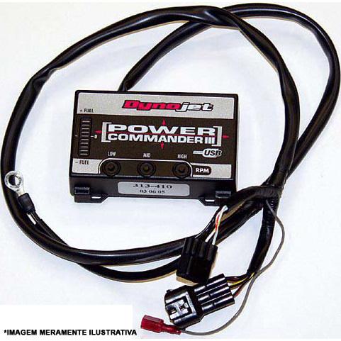 Power Commander Dynojet para (ZX10R 04 / Srad1000 03-04 / Srad 750 06-07) MEGA OFERTA  - Nova Suzuki Motos e Acessórios